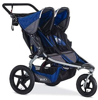 best double stroller for travel system